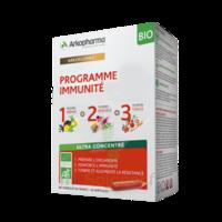 Arkofluides Bio Ultraextract Coffret Programme Immunité 3x10 Ampoules/10ml à JUAN-LES-PINS