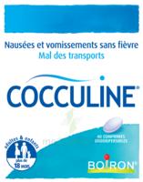Boiron Cocculine Comprimés Orodispersibles B/40 à JUAN-LES-PINS