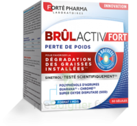 Forte Pharma Brulactiv Fort Gélules B/60 à JUAN-LES-PINS