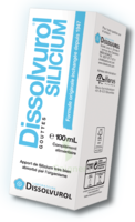Dissolvurol Silicium Solution Buvable En Gouttes Fl/100ml à JUAN-LES-PINS